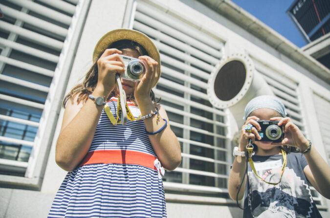 Los fototalleres de los sábados. Fundación Canal