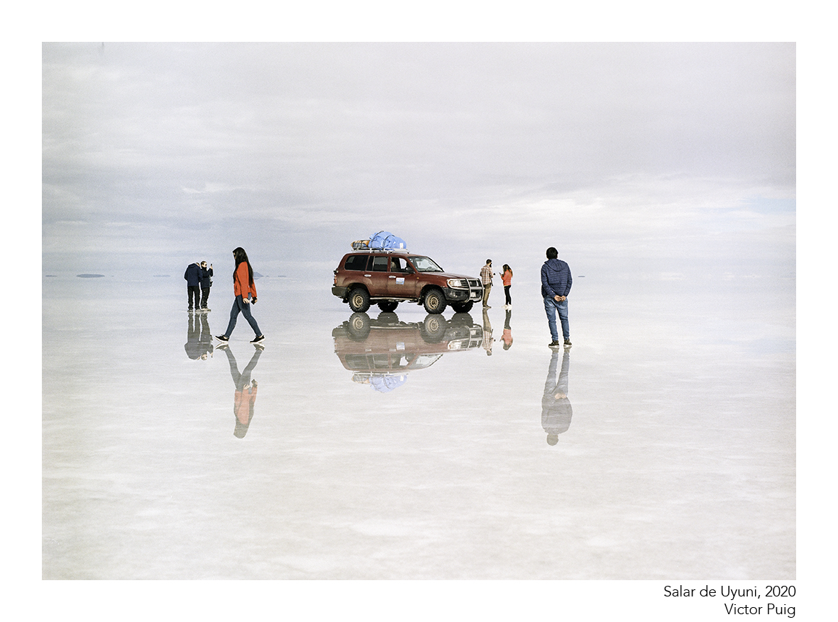 Víctor Puig. Salar de Uyuni. 2020 © Víctor Puig