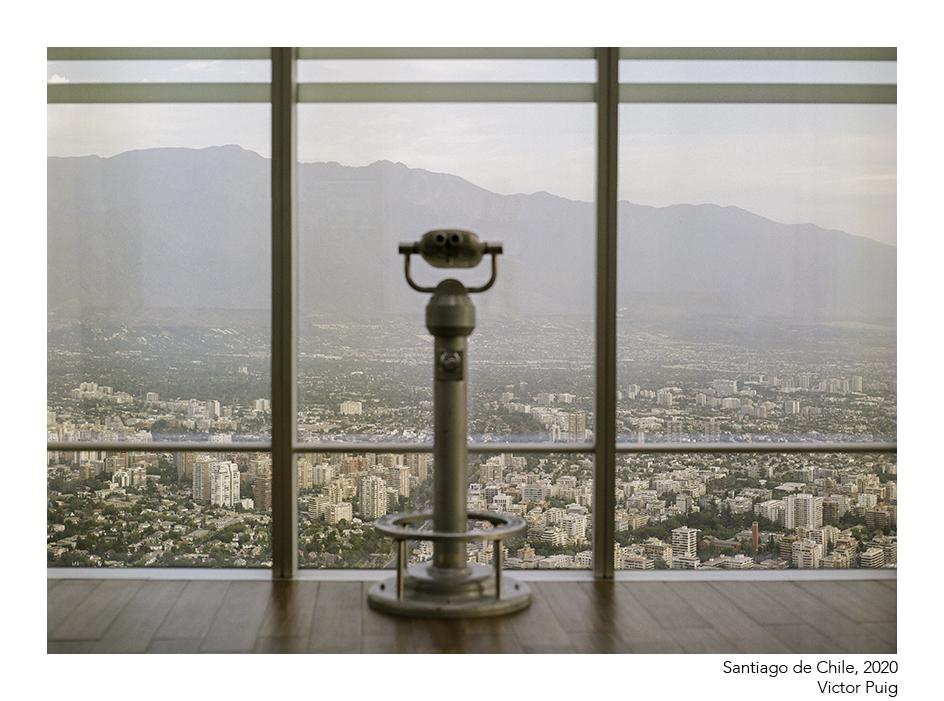 Víctor Puig. Santiago de Chile. 2020 © Víctor Puig