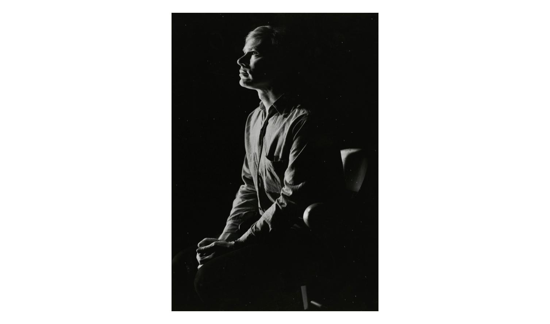 Ugo Mulas. Andy Warhol. 1964 © Ugo Mulas