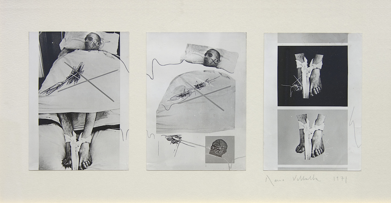Darío Villalba. Documento Básico. 1971 © Freijo Gallery. VEGAP, Madrid, 2021