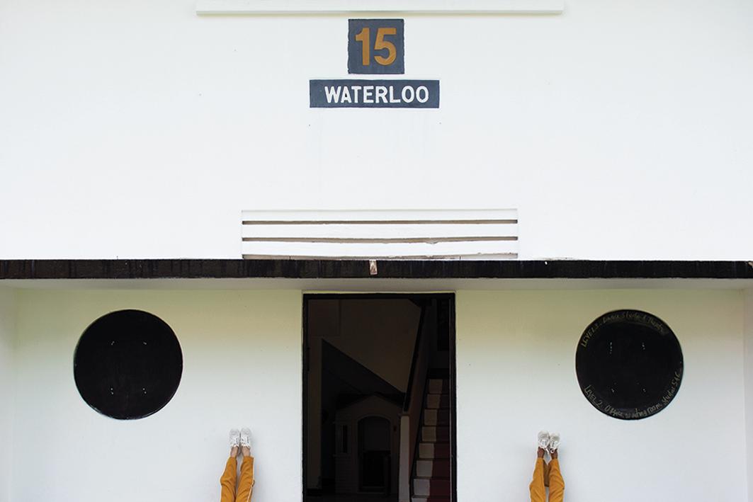 "Ana Menchen. Waterloo - 50° 40' 26.99"" N, 4° 24' 14.99"" E. 2020 © Ana Menchen"