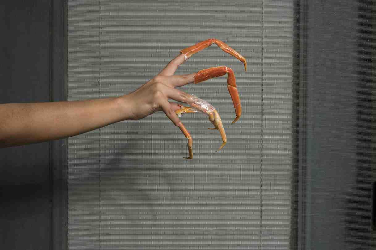"Liza Ambrossio. El araño, de la serie ""Naranja de sangre"", 2021 © Liza Ambrossio"
