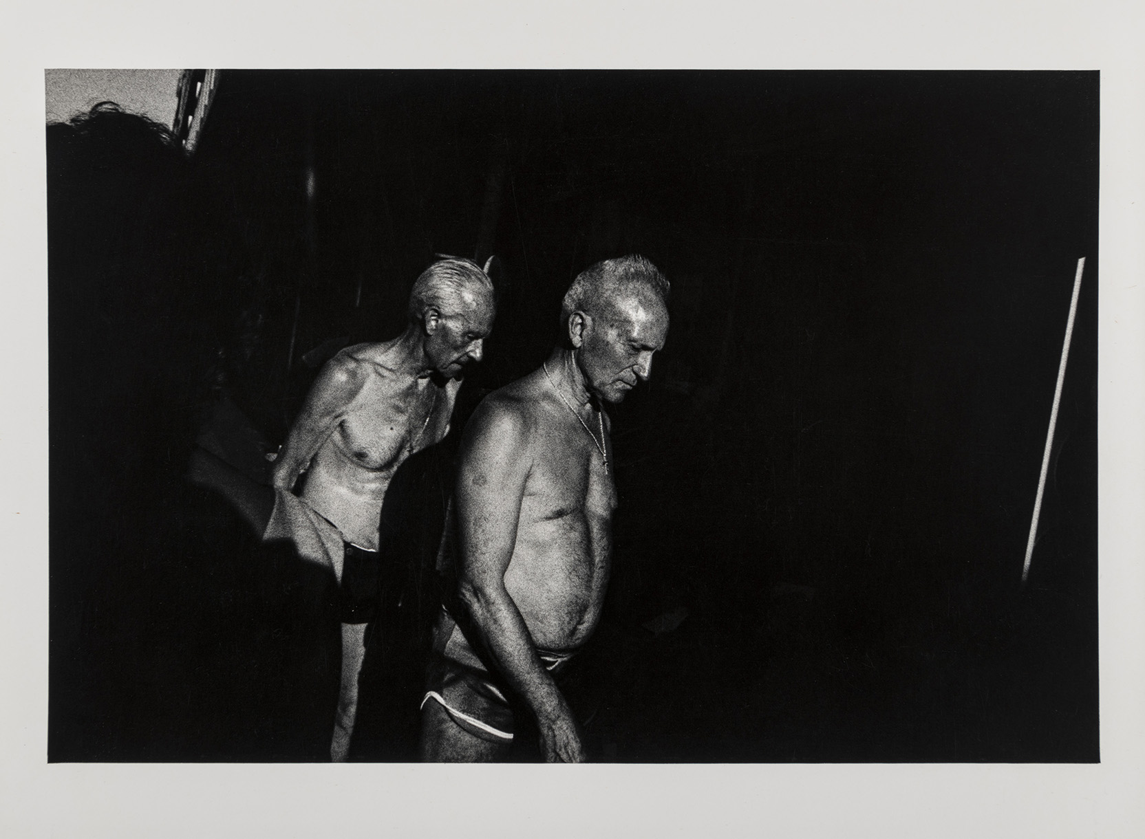 Paulo Nozolino. Cullera, 1985 (L'Albufera. Visió tangencial). IVAM, Institut Valencià d'Art Modern, Generalitat © Paulo Nozolino