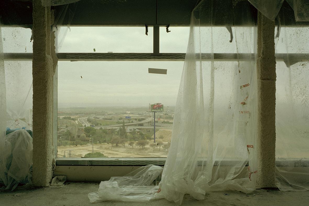 Sergio Belinchón. Sin título, 2006 (Ocho visiones: Distrito C). Fundación Telefónica © Sergio Belinchón Hueso, VEGAP, Madrid, 2021