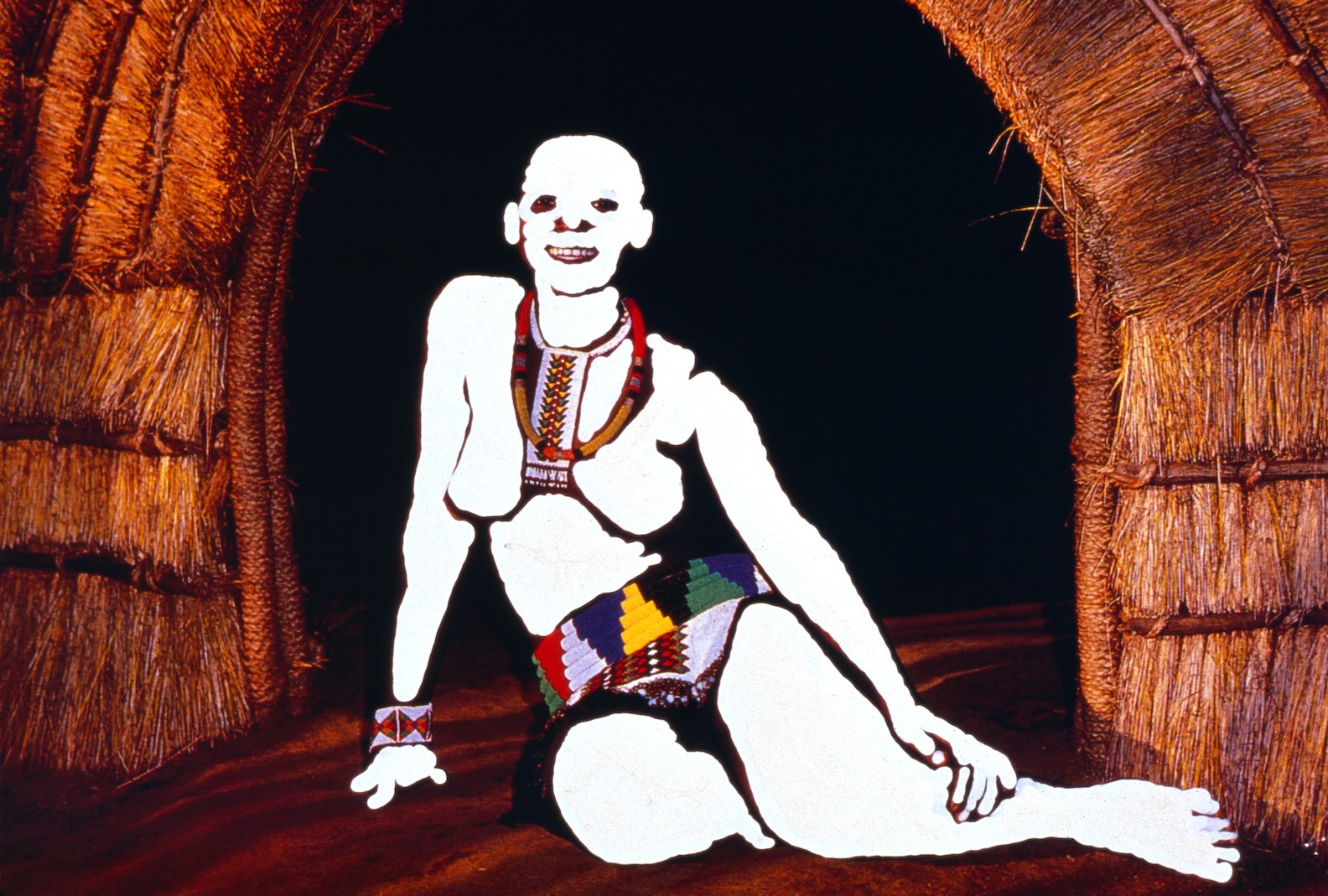 Candice Breitz. Ghost Series #9, 1994–1996. Series: Ghost Series © Candice Breitz. Courtesy of the artist