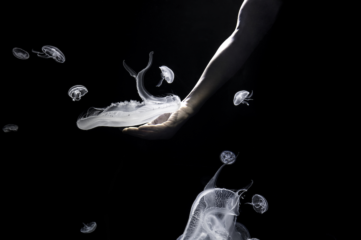 Isabel Muñoz. Ai Futaki. Serie: Somos Agua © Isabel Muñoz
