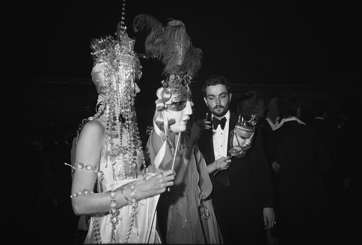 Tod Papageorge. Studio 54, New York, 1978-80. Colección Per Amor a l'Art © Tod Papageorge