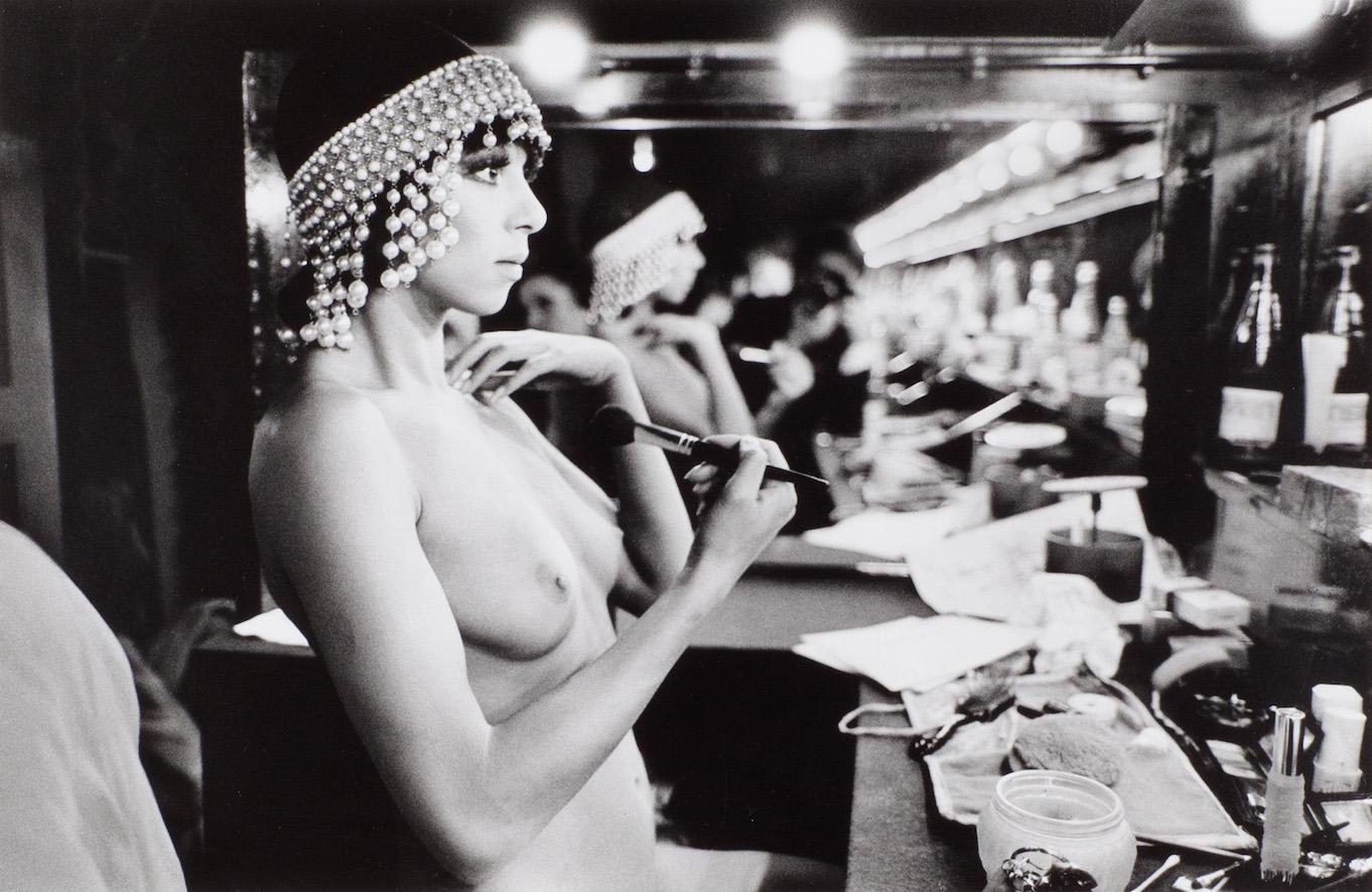 Timm Rautert. Crazy Horse I, 1976. Colección Per Amor a l'Art © Timm Rautert