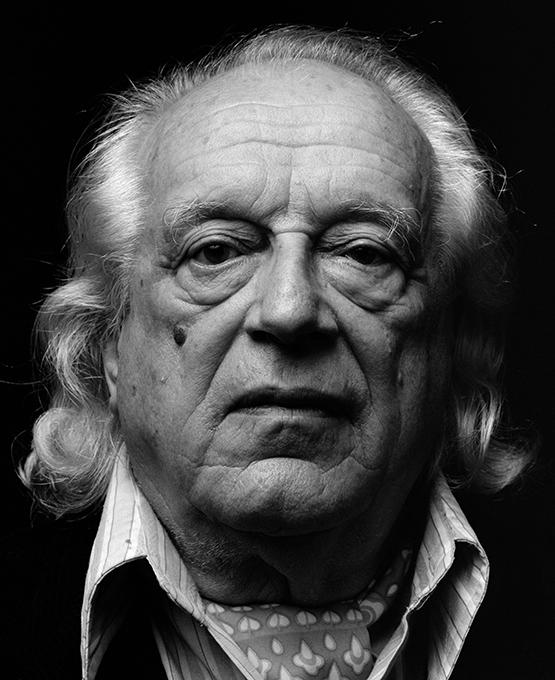 Alberto Schommer. Rafael alberti, 1985 © Fundación Alberto Schommer