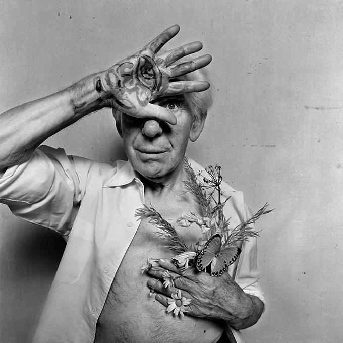 Alberto Schommer. La fecundidad de la naturaleza. Benjamín palencia, 1974© Fundación Alberto Schommer