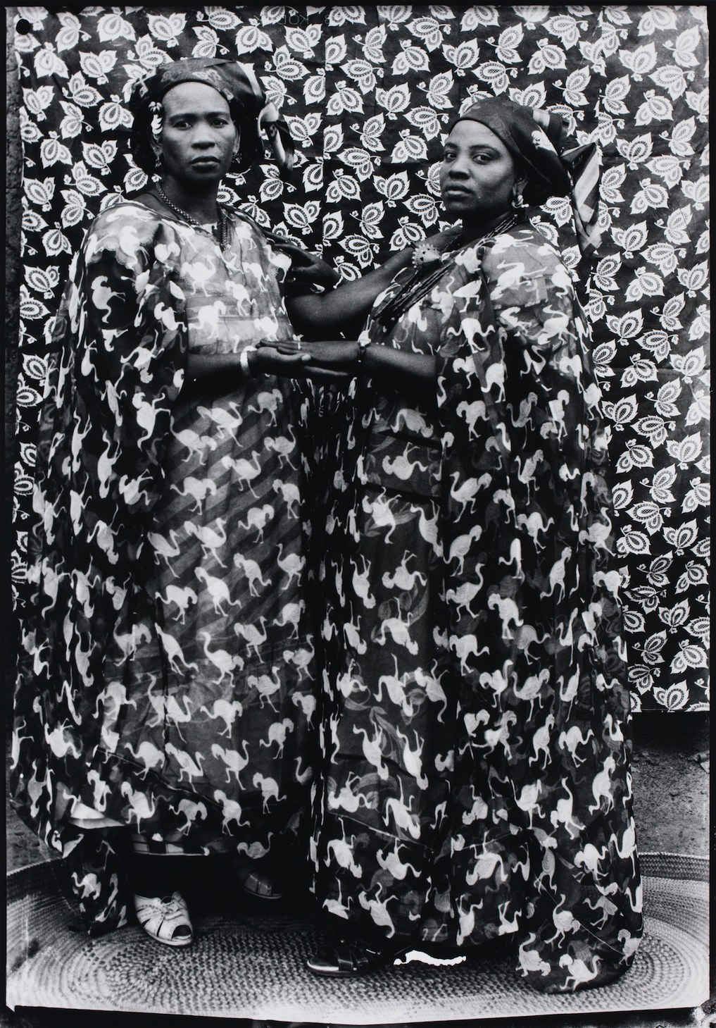 Seydou Keïta. Untitled, 1959. Courtesy The Walther Collection and CAAC - The Pigozzi Collection, Geneva