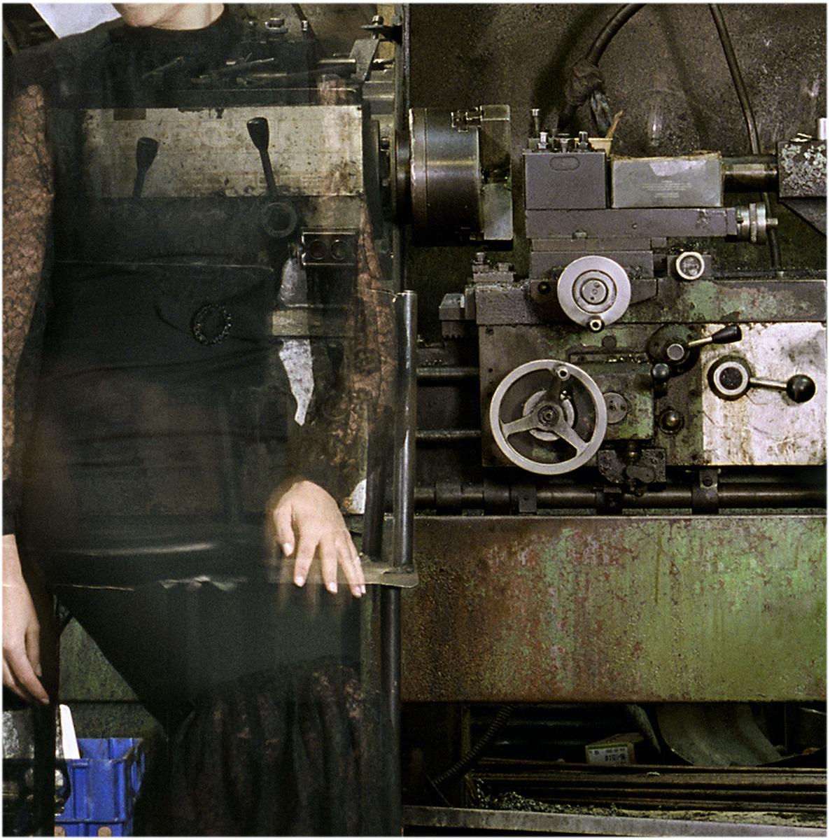 Autómatas, 2008/2021 © Linarejos Moreno