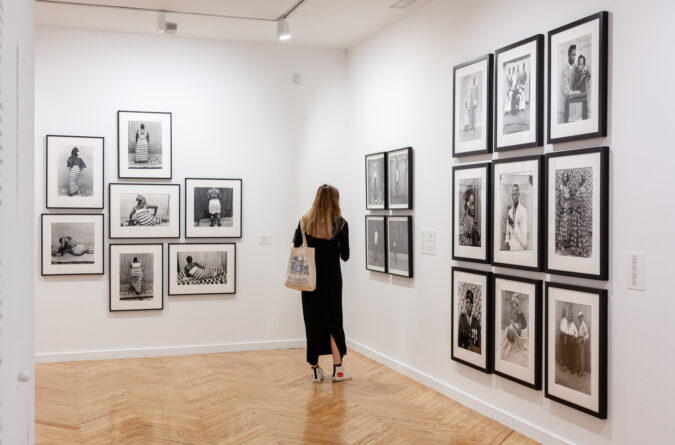 Guided tour and talk about the exhibition Eventos de lo Social with Sophie-Charlotte Opitz Director of Photography of The Walther Collection
