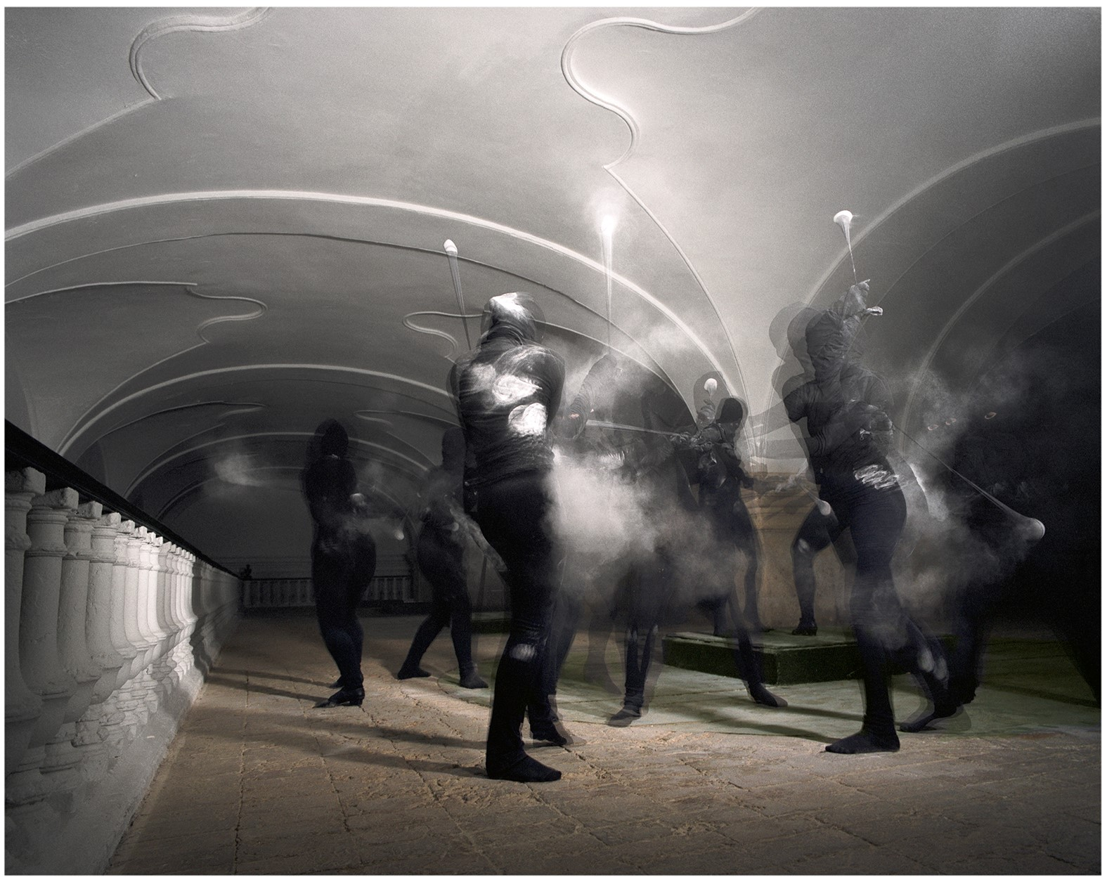 The Moonwatchers II, 2010/2021 © Linarejos Moreno