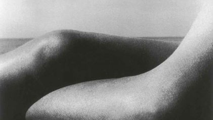 Bill Brandt. Nude, Baie de Anges, France, 1959 Private collection, Courtesy Bill Brandt Archive and Edwynn Houk Gallery © Bill Brandt / Bill Brandt Archive Ltd