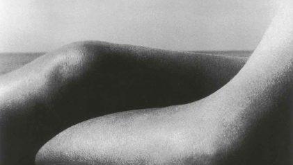 Bill Brandt. Desnudo, Baie de Anges, Francia, 1959 Private collection, Courtesy Bill Brandt Archive and Edwynn Houk Gallery © Bill Brandt / Bill Brandt Archive Ltd