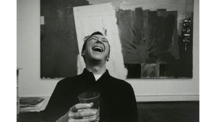 Ugo Mulas. Jasper Johns. 1964 © Ugo Mulas