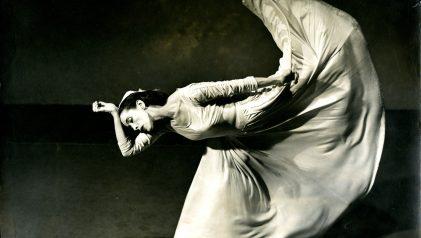 Barbara Morgan. Martha Graham -Letter to the World (kick), 1940 © Barbara Morgan