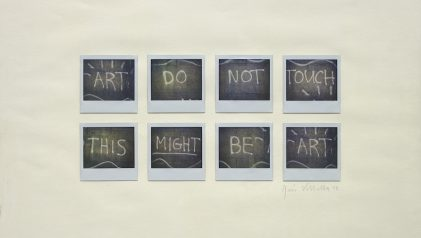 Darío Villalba. Basic Document. 1993 © Freijo Gallery. VEGAP, Madrid, 2021