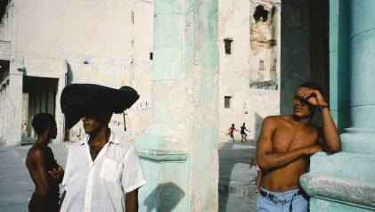 Alex Webb. Havana, 1993 © Alex Webb