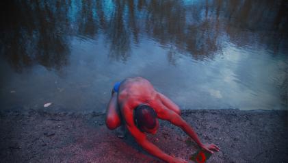 Irene Cruz. Tu título. Serie RGB. 2020 © Irene Cruz